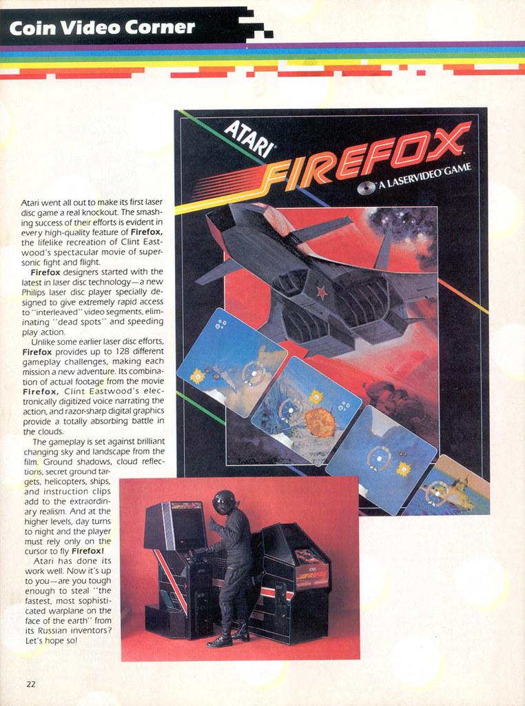 Atari Firefox