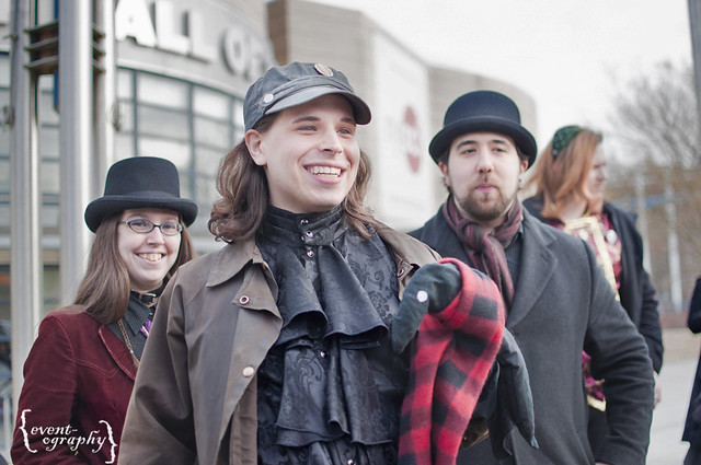 Steampunk Meetup: New York Steampunks
