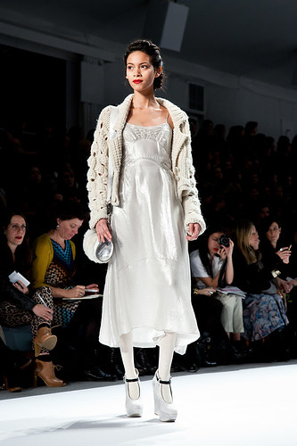 New York Fashion Week Fall 2011 - Nanette Lapore 9