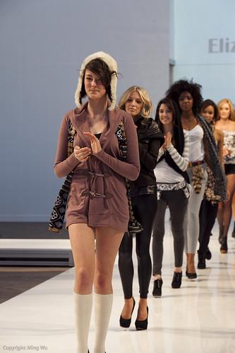 Ottawa Fashion Week 2011 - Eliz Bourk