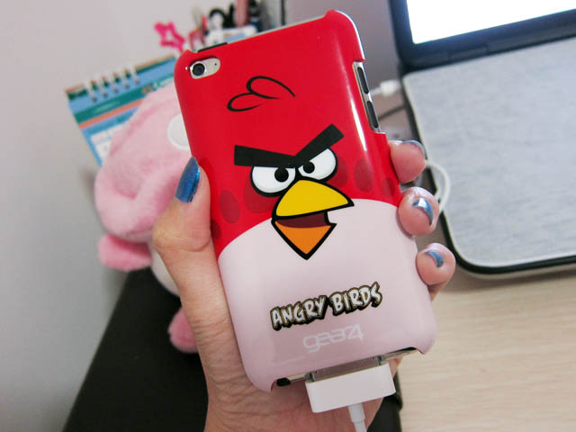 Angry Birds casing