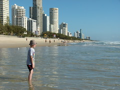 Gold Coast- Surfer's Paradise Beach