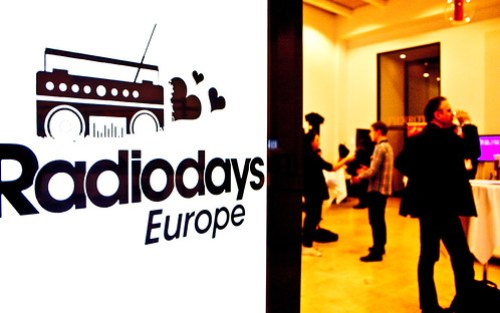 Radiodays screen
