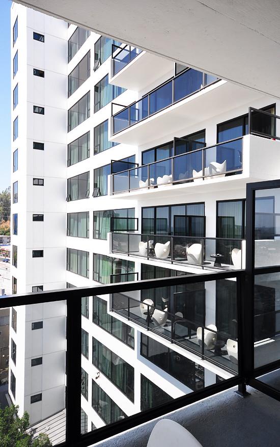 Mondrian Hotel - Los Angeles, CA