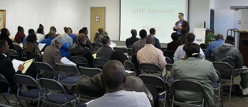 AHF Advocacy