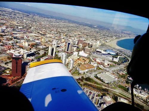 Downtown Long Beach, California