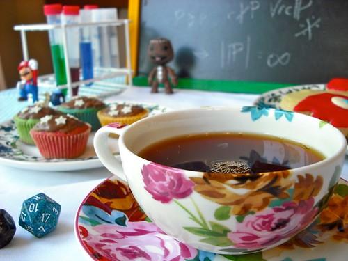 Girl Geek Tea Party
