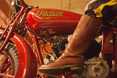 Indian Motorcycle SF