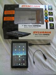 CVS shipped me the wrong Sylvania tablet Reviews