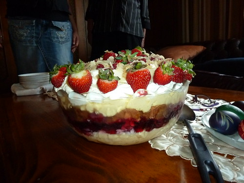Easter Lunch - Trifle