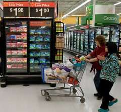Walmart Shoppers Notice Signs Promoting Everyd...