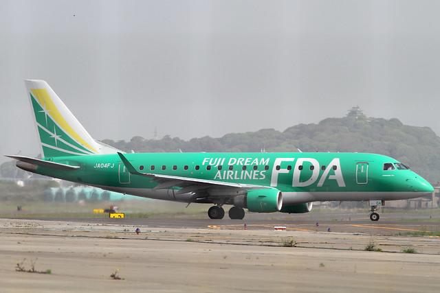 FDA Embraer ERJ-170SU(JA04FJ)