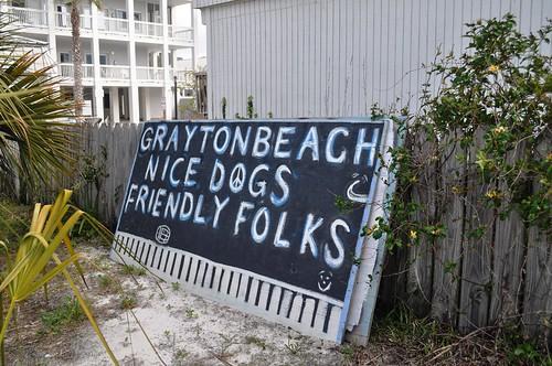 Grayton Beach, Fla. - Nice Dogs