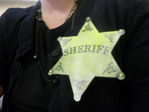 SHERIFF--Daily Image 2011--April 18