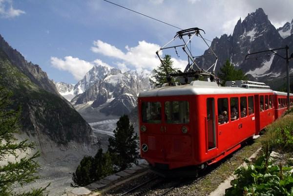 Viaje a los Alpes Franceses
