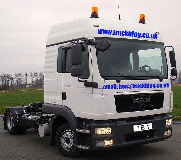 Truck Blog Logo