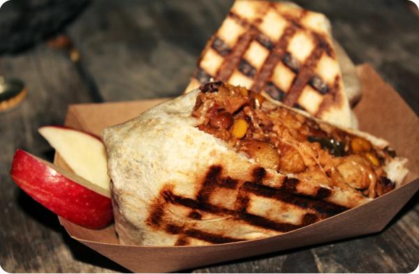 Vegan Yacht: 'Freeto' Burrito