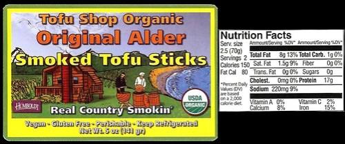 Alder Smoked Snack Sticks