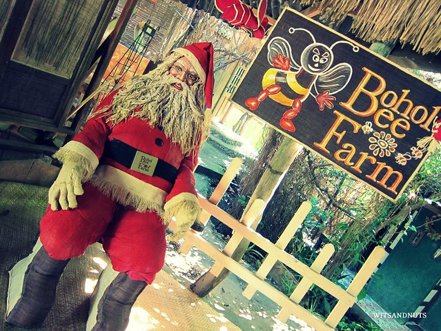 bohol bee farm santa claus
