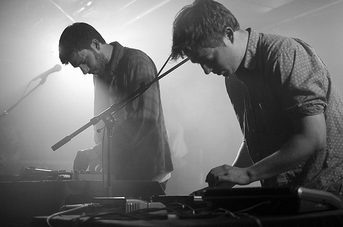 Mount Kimbie at the BIltmore
