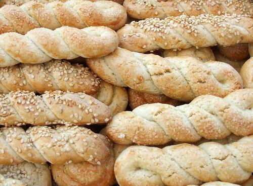 Koulourakia - Greek Easter Biscuits