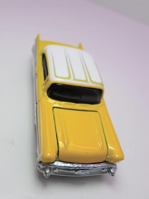 hot wheels garage '57 chevy bel air (3)