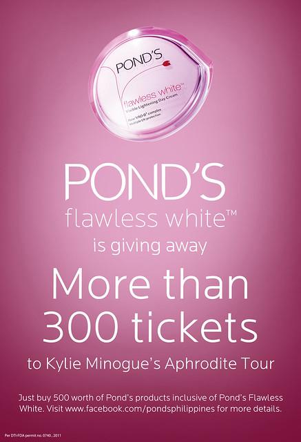 Pond's Kylie Minogue