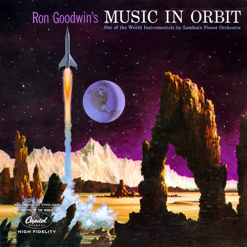 Ron Goodwin - Music in Orbit