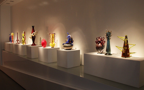Dale Chihuly, Vases