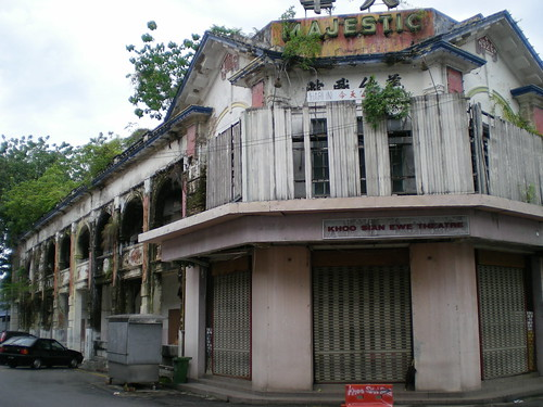 Old Majestic Cinema, Penang