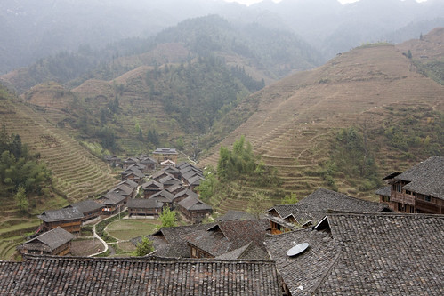 Zhongliu village by Charlie Hall