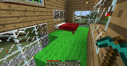 Minecraft - Bedroom