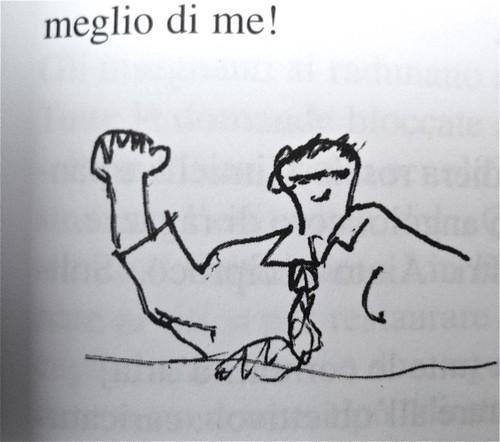 """Roland Barthes, I carnet del viaggio in Cina, ObarraO edizioni 2010; [resp. grafica non indicata], alla cop.: """"Paolo Ferrari, Raddoppio su-figura, 2010; p. 89 (part.), 1"""