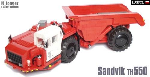 Sandvik TH550