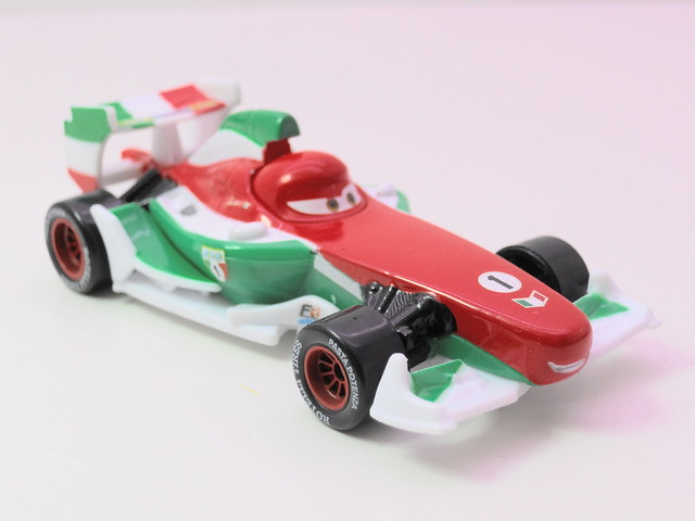 disney cars 2 francesco bournelli (1)