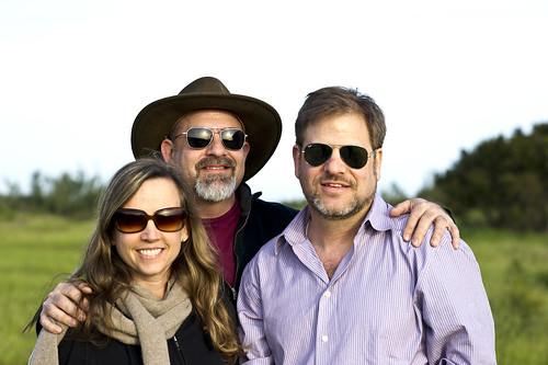 Karen, Jamie and Eric