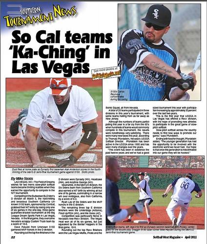 softball west magazine elite