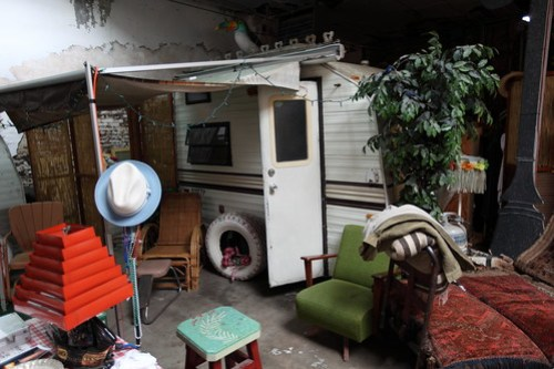 Indoor Trailer Park