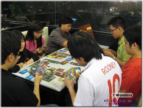 BGC Meetup: 7 Wonders