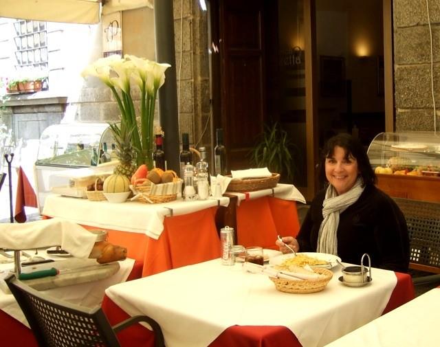 at L'Antica Piazzetta in Orvieto