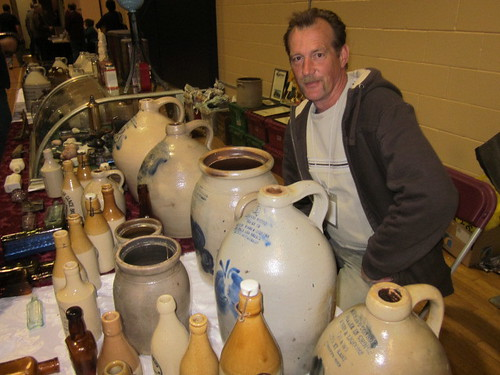 Dumpdiggers like Newf have large collections of salt glazed stoneware