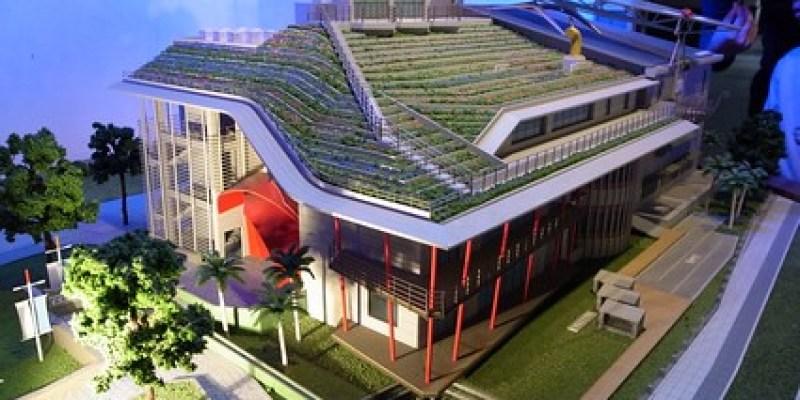 台南成大「魔法學校」:台灣第一座零碳綠建築(6.8ys)