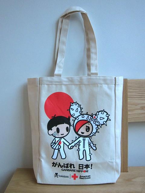 Tokidoki x American Red Cross for Japan