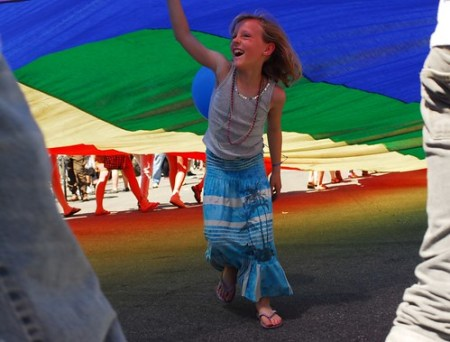 Utah Pride Parade, June 2011
