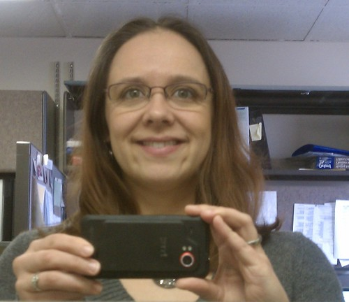 Yay! Glasses!