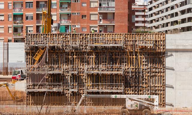 Zona estación de Sant Andreu - Ferran Junoy - 11-04-11