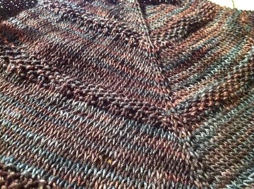 Yvaine shawl