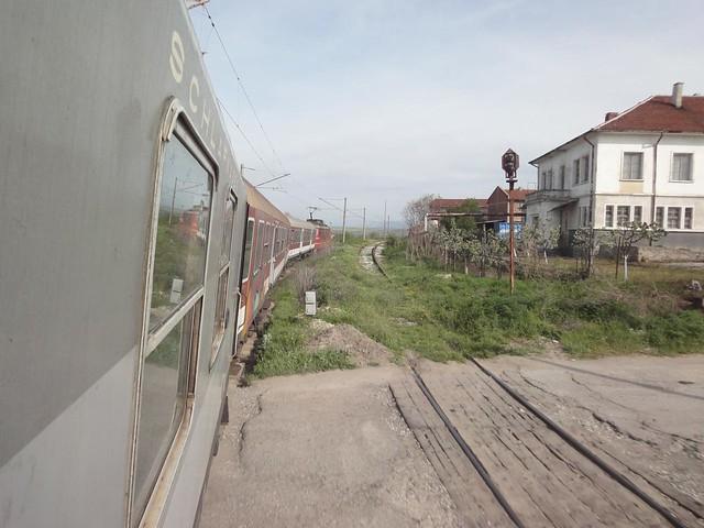 Comboio Istambul até Sofia