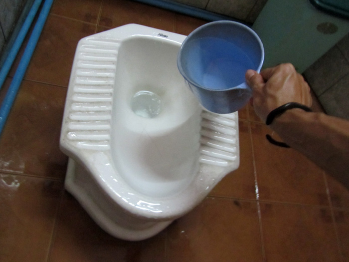 How To Use A Squat Toilet Like A Pro