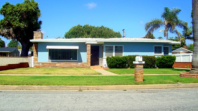 Fab Mid-Century Ranch House, Freeman Street, Oceanside CA